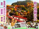 美しい紅葉と美味しいものに出会う!秋の高山旅行