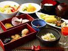 朝からモリモリ!1日のパワーの源です!~和朝食の一例~