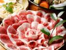 新鮮な猪肉は臭みが無く、猪肉本来の美味しさを味わえます。