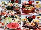 ホテルタイプ 選べる夕食(一例)お一人様1種ずつお選び頂けます。