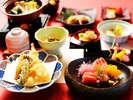 【レストラン食プラン】和食膳イメージ