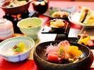 【夕食】レストラン食プラン≪和食膳イメージ≫