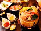 【夕食】レストラン食プラン≪おだわら御膳イメージ≫