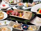 佐賀牛ステーキ付春のおもてなし料理