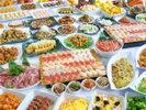 【バイキング(イメージ)】寿司、パティシエ特製デザート食べ放題!和洋中バイキング♪お子様コーナーも☆
