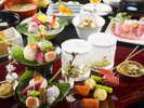 【土蔵レストラン 時季の蔵】料理イメージ