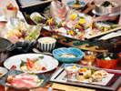「漁火会席」(忘新年会プラン)豪快に伊勢志摩の美味が満載!