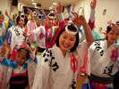 阿波踊りライブは月水金土日の週5回開催♪踊らニャ損です!