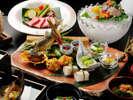 【懐石料理】旬を愉しむお献立内容(一例)