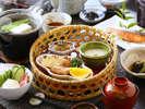 【朝食:和御膳】良い目覚めの後は、美味しい朝食をどうぞ(写真はイメージ)