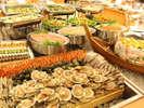 ■ロイヤルビュッフェの新鮮魚介
