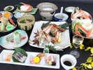 11月~3月◆冬の味覚「蟹」をテーマに料理長の創作蟹会席♪「贅沢三昧 蟹会席」