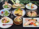 4月~7月◇シェフの創作カニ料理フルコース全10品♪「洋風 蟹会席」