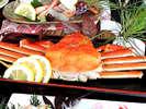 11月~3月◇贅沢なずわい蟹の姿一杯<蟹づくし会席>