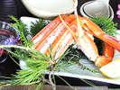 11月~3月◇焼き蟹<蟹づくし会席>