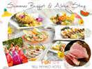 新・都ホテルからALOHA♪恒例の夏祭り、今年も開催いたします!