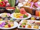 ビュッフェレストラン「マーセン」朝食ビュッフェ