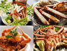 【人気No1】蟹会席!!蟹を食べる醍醐味♪しゃぶる・すする・ほおばる・むしゃぶりつく