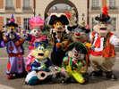 スペイン村のキャラクターたち