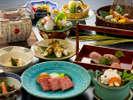 【料理茶屋「北乃寮」】とろける飛騨牛と薫り高い松茸を味わえる贅沢なプラン