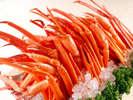 【フィレンツェ】≪12-2月≫トゲズワイガニも食べ放題にてご用意しております!(イメージ)