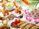 【フィレンツェ】≪6-8月≫まんぷく 食楽バイキング♪夏を彩るサマーフェア開催♪(イメージ)