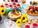 【フィレンツェ】≪6-8月≫デザートももちろん食べ放題!!(イメージ)