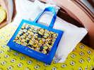 ミニオンランドリーバッグを宿泊人数分プレゼント ※デザインは予告なく変更する場合がございます。