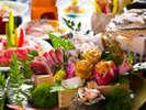 【壱岐スタンダード会席】新鮮な魚介を堪能できるお得な会席