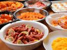 ■朝食■パンやソーセージなどの『洋風』のご朝食もご用意しております