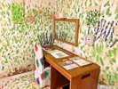大宮にとっての「最小の美術館」。 音声ガイドで大宮エリーの世界をお楽しみいただけます。