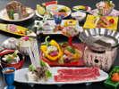 2019年4月~2019年9月 日本料理の伝統を継承する旬会席11品(季節や仕入により内容が変わります)