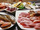 南紀すさみ名産イノブタ、牛肉、野菜や獲れ立て海鮮類のセット