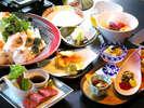 【お食事処 花鳥】四季彩鍋と和食会席※イメージ