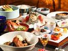 【夢遊祝】「姫」 静かにお食事を召し上がりたい方の為のお料理コース