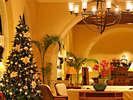ほんわりやわらかな光に包まれるアリビラのクリスマス…心をほっこり暖めます
