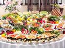 カラダにやさしい約90種のお料理!ランチバイキング※イメージ
