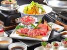 和歌山県が誇る牛肉<熊野牛>思う存分に堪能してください。