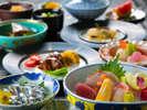 ≪五島牛スタンダード会席≫ ~五島牛赤ワイン煮と真鯛のソテーをメインに~