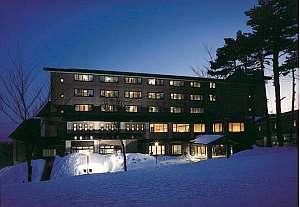 猪苗代観光ホテルの外観