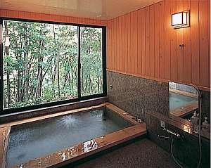 貸切専用のゆったりお風呂でのんびり 趣の違う3タイプ