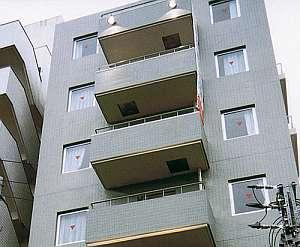 ホテルサン・コ~ラルの外観