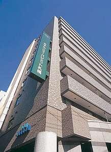 ホテルニューバジェット札幌の外観