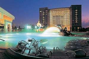 シャトレーゼガトーキングダムサッポロホテル&スパリゾート