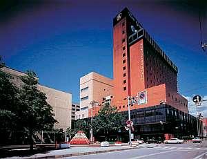 金沢ニューグランドホテルの外観