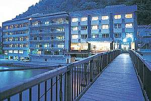 天ヶ瀬観光ホテル成天閣