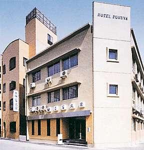 旅館 冨久家の外観