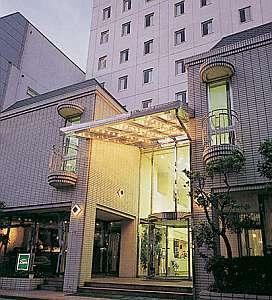 岡山ビジネスホテルアネックスの外観