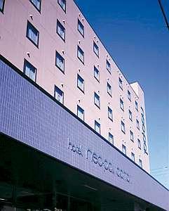ホテル ネオ・パル青森の外観