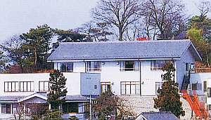 あづま荘の外観